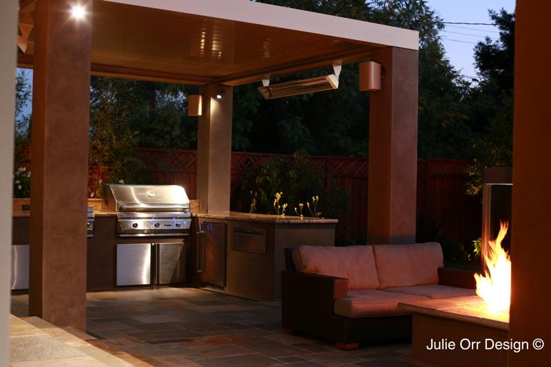 Outdoor Kitchen Designer in Palo Alto