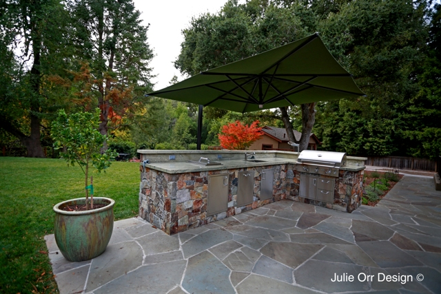 Outdoor Kitchen Designer in Los Altos